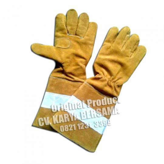 FIREFIGHTER GLOVES 14 INCH