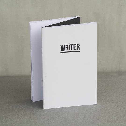2in1 Notebook - Writer x Reader