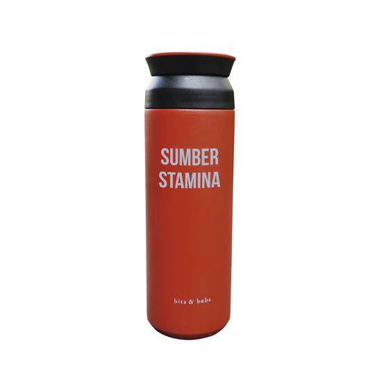 Tumbler Sumber Stamina Red