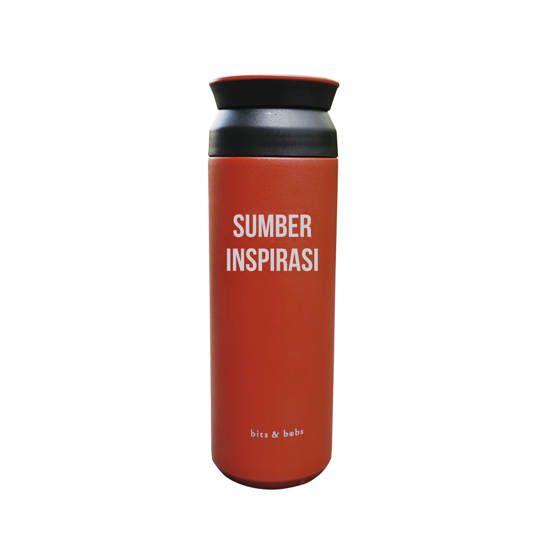 Tumbler Sumber Inspirasi Red