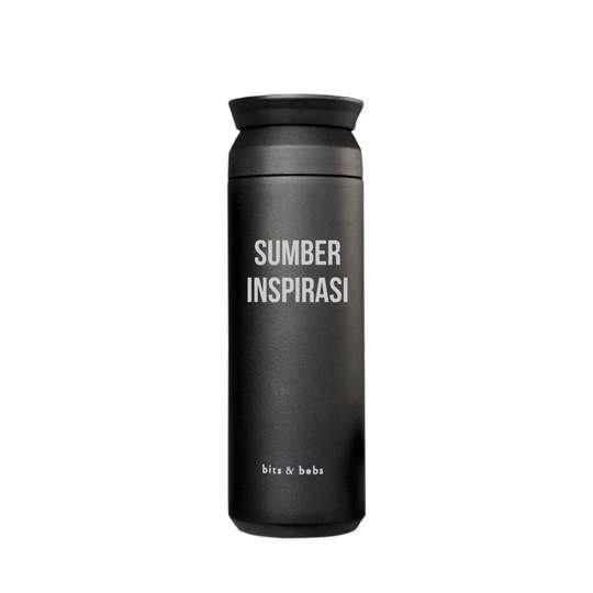 Tumbler Sumber Inspirasi Black