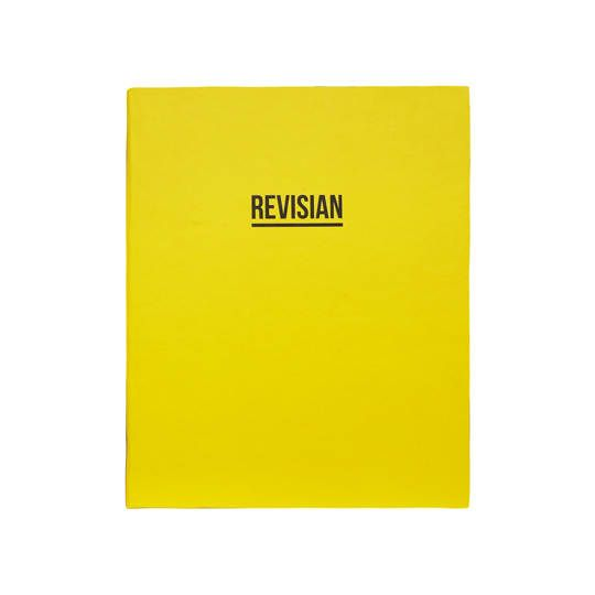 Binder Revisi Kuning