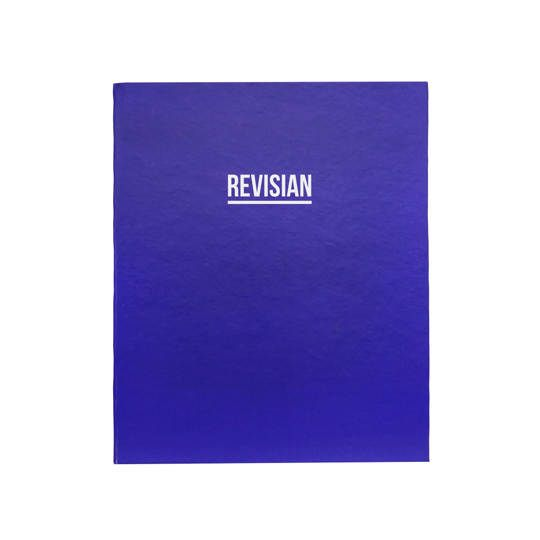 Binder Revisi Biru