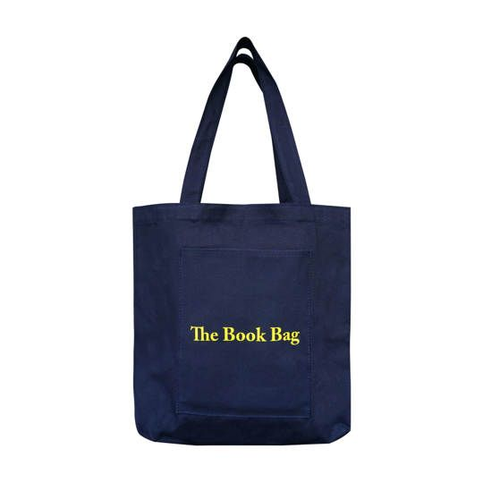 The Book Bag Navy