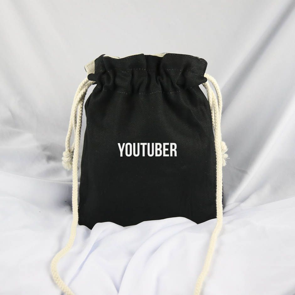 Youtuber x Vlogger Sling Pouch