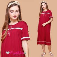 Alea Dress, daster kancing