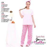 Gea Long Piyama Dusty Pink