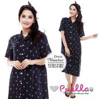 Dress Katun Rayon, Number