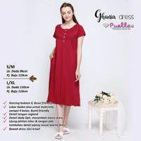 Ghania Dress Marun