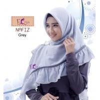 Jilbab Segi Empat Nafiz/Hijab Modern