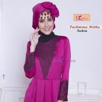 Pashmina Velvet Mitha/Hijab Modern