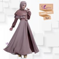 Zahira Dress/Baju Muslim Terbaru