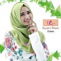 Jilbab Segi Empat Rawis Anna/Hijab Modern