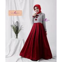 Dress Puri/Baju Muslim