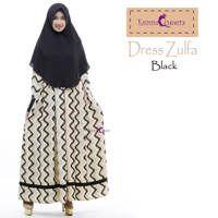 Zulfa Dress/Baju Muslim Terbaru