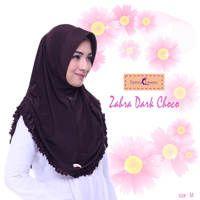 Jilbab Instan Zahra/Jilbab Instan Terbaru