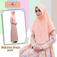 Macaron Dress/Baju Muslim Terbaru