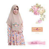 Jilbab Sheila Flowery/Jilbab Instan Terbaru