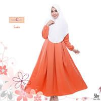 Silvy Basic Dress / Baju Muslim Terbaru
