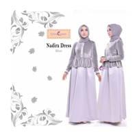 Nadira Dress / Baju Muslim Terbaru