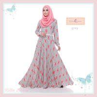 Dress Rila / Baju Muslim Terbaru
