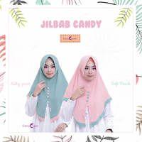Jilbab Candy / Jilbab Muslim Terbaru