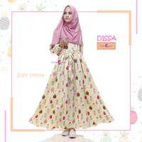 Dress Dissa / Baju Muslim Terbaru