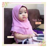 Khimar Steffy Kids / Hijab Anak Terbaru