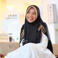 Jilbab Laiqa / Jilbab Instan Terbaru