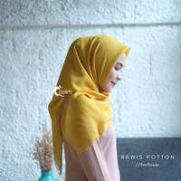 Square Potton / Jilbab Terbaru