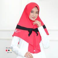 Jilbab Rania / Jilbab Instan Terbaru