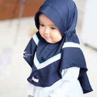 Jilbab Aqila Kids (S) / Hijab Anak Terbaru
