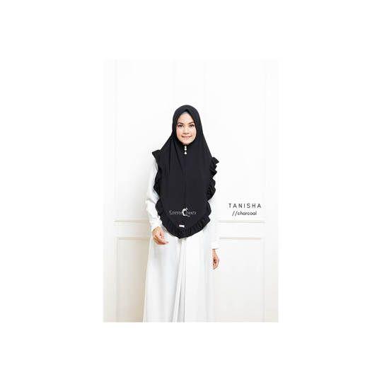 Jilbab Tanisha Standar / Jilbab Instan Terbaru