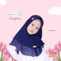 Khimar Steffy Kids (M) / Hijab Anak Terbaru