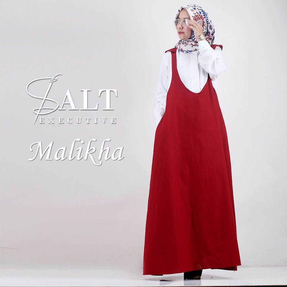 MALIKHA DRESS ORIGINAL SALT EXECUTIVE