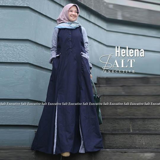 HELENA DRESS ORIGINAL SALT EXECUTIVE