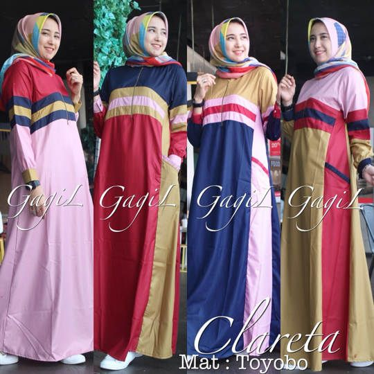 CLARETA DRESS ORIGINAL GAGIL