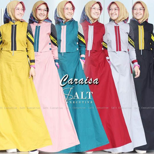 CARAISA DRESS ORIGINAL SALT EXECUTIVE