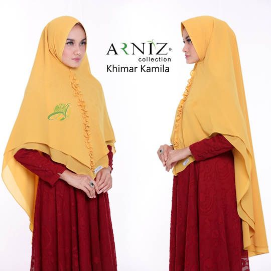 KHIMAR KAMILA ORIGINAL ARNIZ COLLECTION