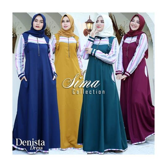 DRESS DENISTA ORIGINAL SIMA COLLECTION