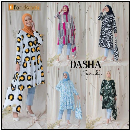 TUNIK DASHA ORIGINAL EFANDOANK