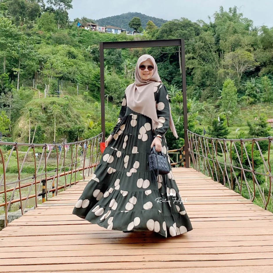 DRESS MATAYA ORIGINAL RATU HIJAB