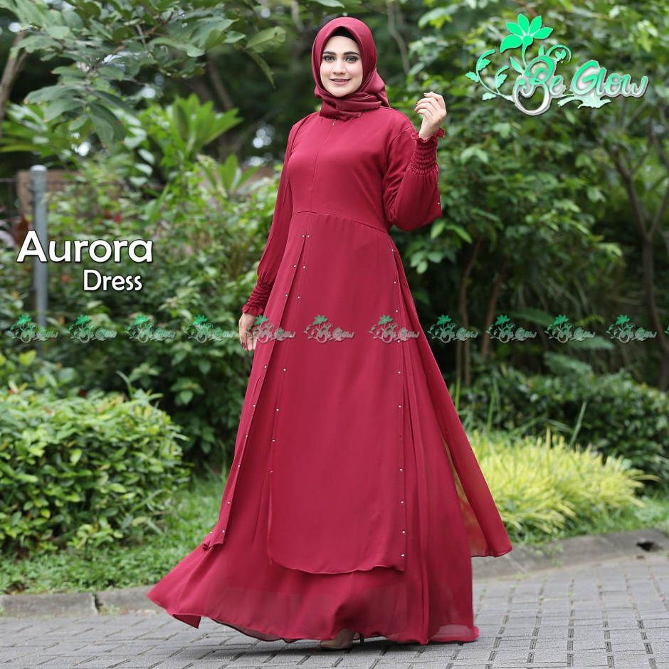 DRESS AURORA ORIGINAL BE GLOW