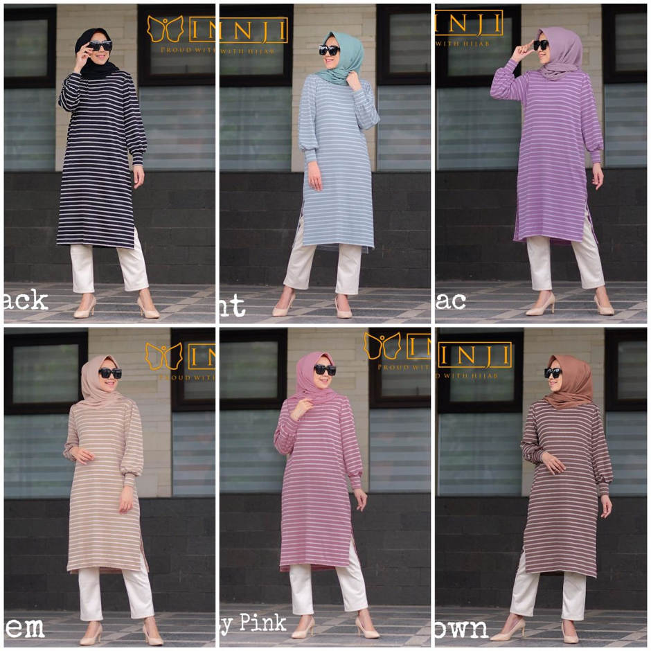 TUNIK STRIPE ORIGINAL INJI