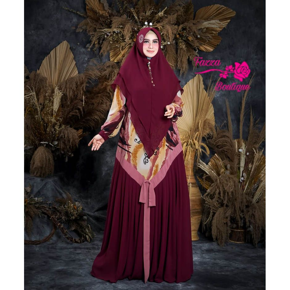 SYARI AURA ORIGINAL FAZZA BOUTIQUE