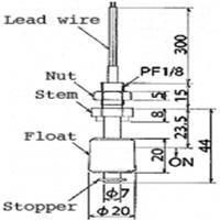 Level Switch Riko MFS17-A-1