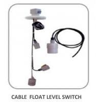 "CABLE  FLOAT LEVEL SWITCH Flange  4"" JIS 10K"