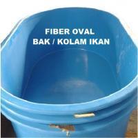 Bak FiberGlass Oval, Fiber Bak oval