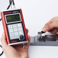 MITECH MT280 High Accuracy Ultrasonic Thickness Gauge 0.75-300mm (P-E), 2.5-100mm (E-E)