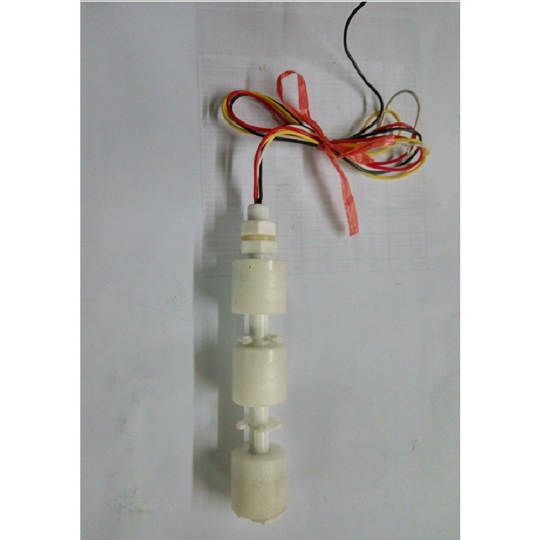 VERTICAL FLOAT LEVEL SWITCHES PTFE